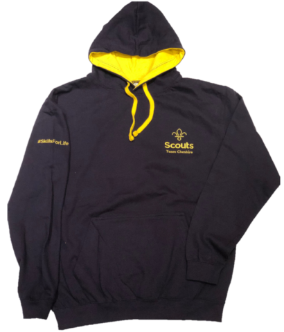 Cheshire Scouts Hoodie