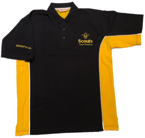 Cheshire Scouts Polo